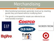 Chapter 04 - Accounting for Merchandising Businesses - SV
