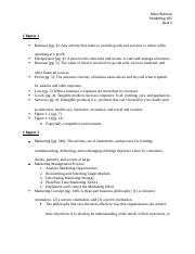 Marketing 105 Quiz 1 Notes.docx