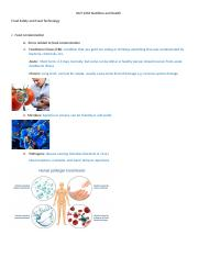 Outline 8 with Images Food Safety and Food Technology.doc