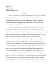 Ozzy  Arias research paper