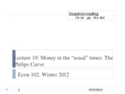Econ+102+lecture+19%2C+3-22-12+-+Money+in+usual+times copy