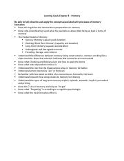 Learning Objectives Ch. 8 .docx
