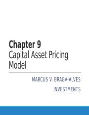 Capital Asset Pricing Model.pptx