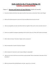 drosophila genetics lab report running head drosophila  4 pages study guide for 2nd exam of 101