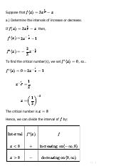 Solution for Chapter 4, 4.3 - Problem 36 - Single Variable Calculus, 6th Edition - eNotes.pdf