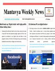 Mantavya Weekly News_12th Edition.pdf