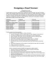 Designing a Hand Warmer.docx