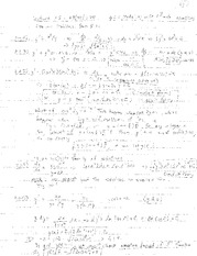 Lecture Notes E on Calculus