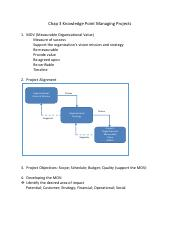 Week 3 Knowledge Point Managing Projects.pdf