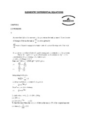 ELEMENTRY DIFFERENTIAL EQUATIONS 2.3