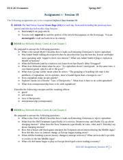 ECO 215 Assignment_Session 19.docx