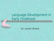 Language+Development+in+Early+Childhood