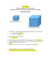 Active Learning Activity 2 Density.docx