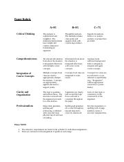 MGMT 312-Rubric for Papers(1).docx