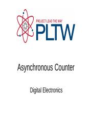 AsynchronousCountersSSI