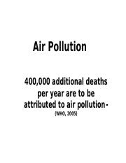 Lecture 13 Air Pollution (Outdoor Air).pptx
