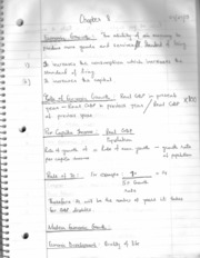 Economics Chapter 8 Notes