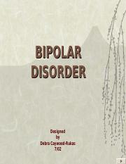 bipolar disorder example.ppt
