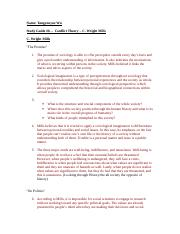 Study Guide 6 Conflict.doc
