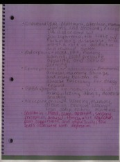 General Psychology Class Notes  120