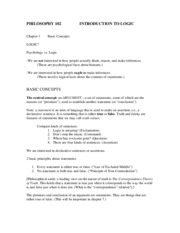 PHIL102 Ch1notes