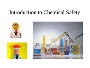 Lec 2 - A - Introduction to Chemical Safety v2