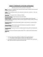 Chemistry Lecture - Chapter 3 Notes.docx