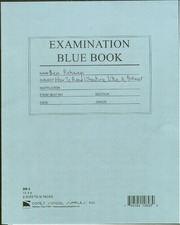 ENG- How to Read Literature Like a Professor Blue Book