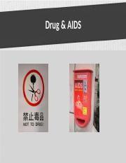 Drug and Aids upload