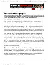 prisoners of Geography case study article.pdf