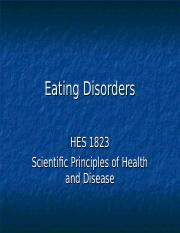 Eating Disorders(Lecture 4, no blanks) (1).ppt