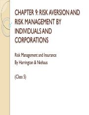C5b - RISK AVERSION  MANAGEMENT.pdf