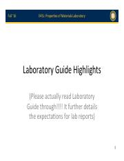 E45 Lab Report Guide Highlights.pdf