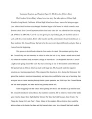 iron jawed angels essay iron jawed angels took place in  6 pages the dom writers diary essay
