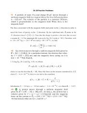 Ch 28 Practice Problems solution.docx