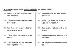 Finding Direct & Indirect Objects.pdf