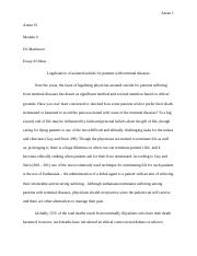 others believe that each person has a right of choosing when to 6 pages argumentative essay euthanasia