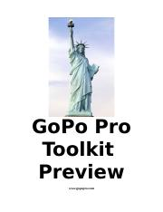 GoPo+Pro+Toolkit+Preview.docx
