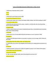 Lesson 21 Knowledge Assessment Multiple Choice 1-9 Pgs. 519-520.docx