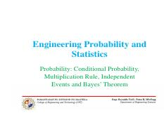 3c Conditional Probability, Multiplication Rule, Independent Event, Bayes Theorem.pdf