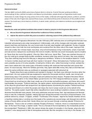 progressive era dbq pdf