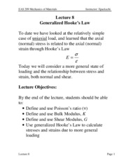 L08_Generalized Hookes Law-Spring15