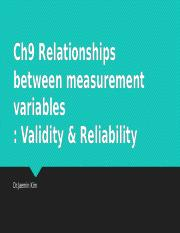 Validity & Reliability (updated_students) (2)