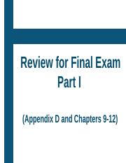 Review for Exam 3.pptx