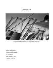 chem lab cover page