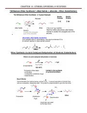 williamson ether synthesis lab report Also, this lab also aims to teach the effect of a catalyst in a chemical reaction  theory: williamson synthesis is a chemical process developed by alexander.
