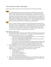 AP Government Notes_ Chapter 7-Public Opinion.pdf