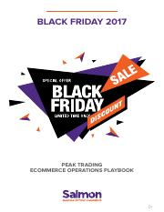 Impact of Black Friday