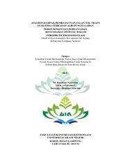 Ekonomi 123 Accountant Universitas Muhammadiyah Prof Dr Hamka