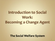 Chapter 2 Welfare